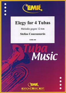 Coucounaras, S.: Elegy for Four Tubas