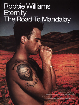 Robbie Williams: Eternity/The Road To Mandaly Double A Side Pvg Robbie Williams