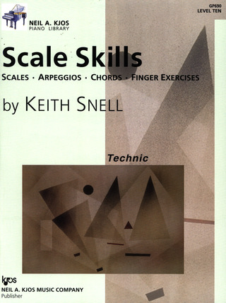 Keith Porter-Snell: Scale Skills 10