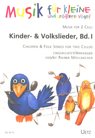 Children & folk songs 1
