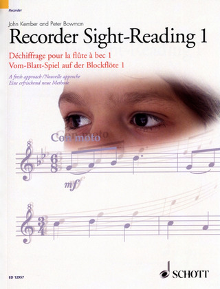 John Kember: Recorder Sight-Reading 1