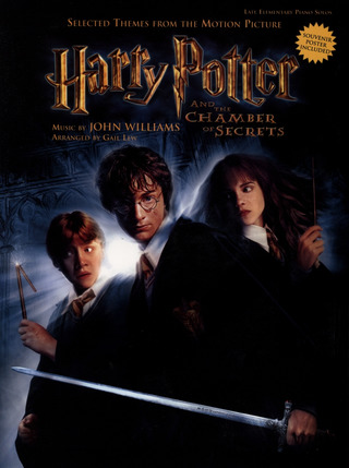 John Williams: Harry Potter And The Chamber Of Secrets Sel L Elementary Piano Solos