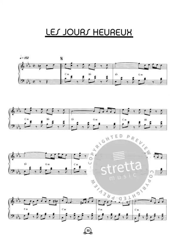 Piano Works From Yann Tiersen Buy Now In Stretta Sheet
