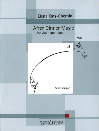 Elena Kats-Chernin: After Dinner Music