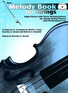 Masterworks Melody Book For Strings