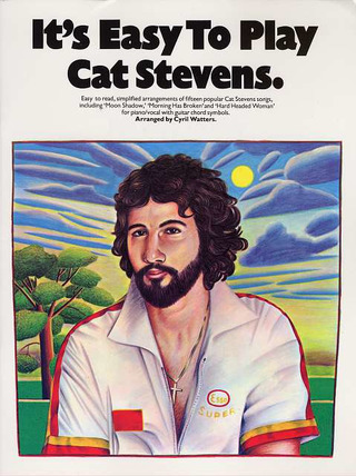 Cat Stevens: It's Easy To Play Cat Stevens Pvg