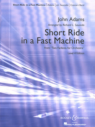 John Adams: Short Ride in a Fast Machine