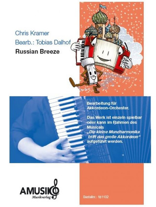 Tobias Dalhof: Russian Breeze