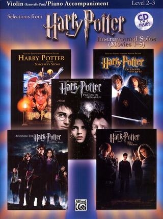Selections from Harry Potter (Movies 1-5)