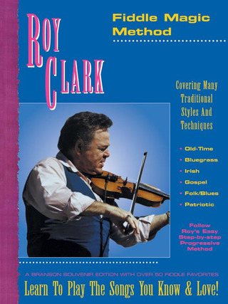 Roy Clark: Fiddle Magic Method
