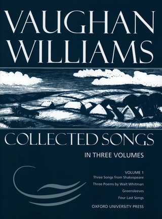 Ralph Vaughan Williams: Collected Songs 1
