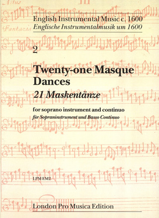 21 Masque Dances