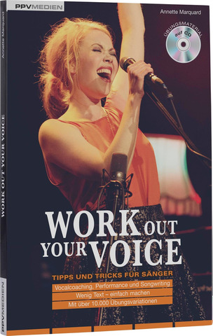 Annette Marquard: Work out your Voice
