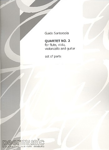 Guido Santorsola: Quartett 2