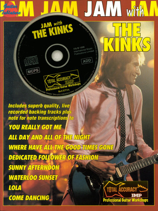 Kinks: Jam with The Kinks