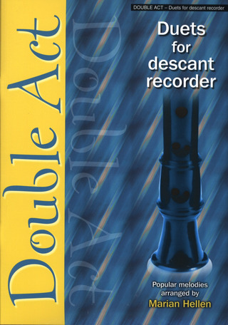 Duets for descant recorder
