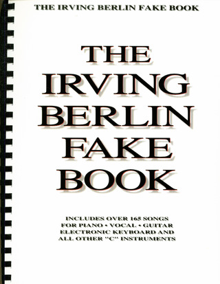 Irving Berlin: Fake Book