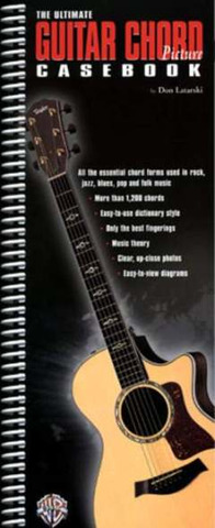 Latarski Don: The Ultimate Guitar Chord Picture Casebook