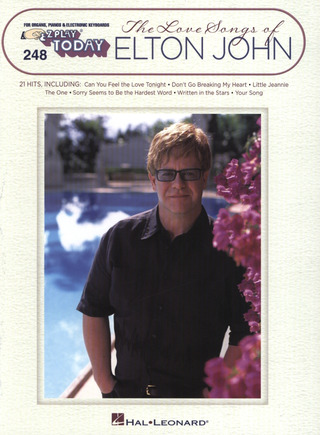 Elton John: E-Z Play Today 248: The Love Songs Of Elton John