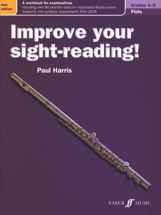 Paul Harris: Improve your sight-reading! Grades 4–5