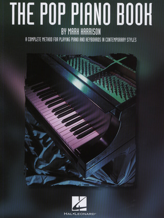 Mark Harrison: The Pop Piano Book