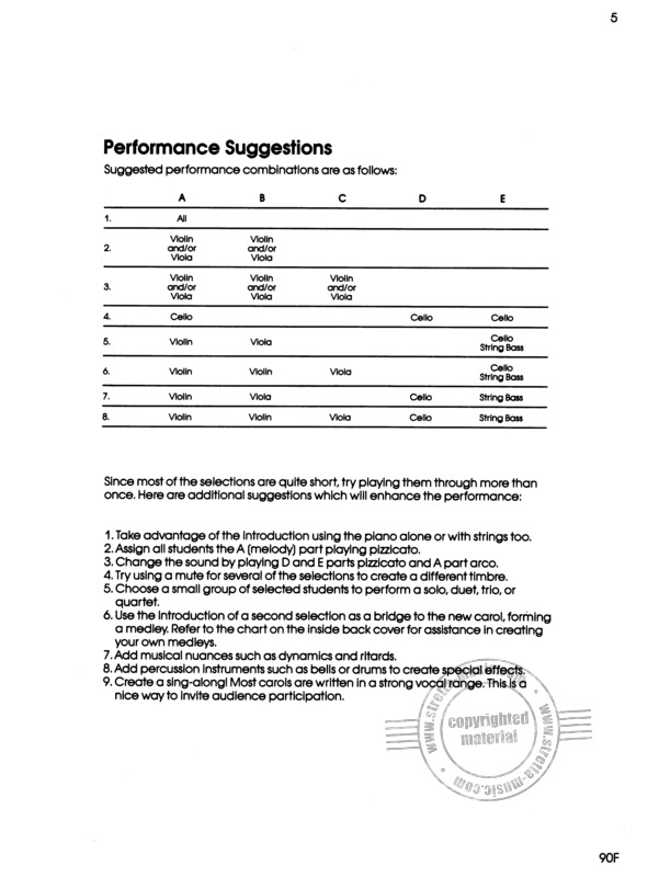 Robert S. Frost: Primo Performance 1 (1)