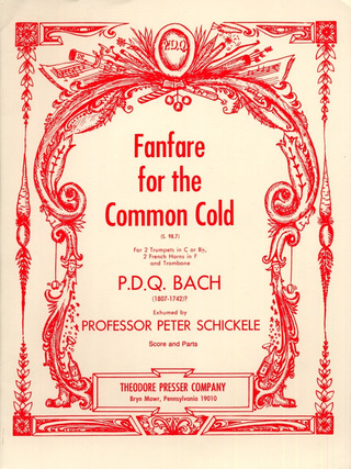 P.D.Q. Bach: Fanfare For The Common Gold