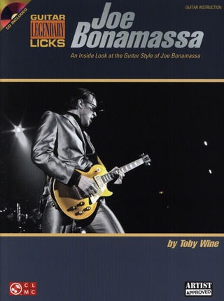 Joe Bonamassa – Guitar Legendary Licks