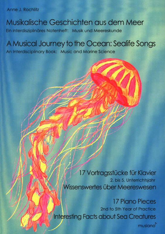 Anne Rochlitz: A Musical Journey to the Ocean: Sealife Songs