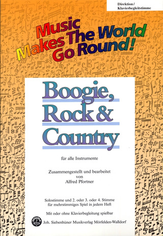 Boogie, Rock and Country