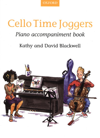 David Blackwell et al.: Cello Time Joggers