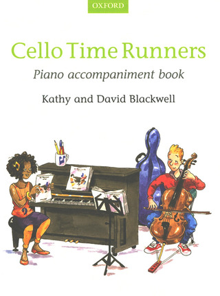David Blackwell et al.: Cello Time Runners vol.2
