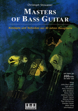 Stowasser Christoph: Masters Of Bass Guitar (1992)