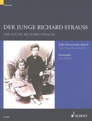 Richard Strauss: The Young Richard Strauss II