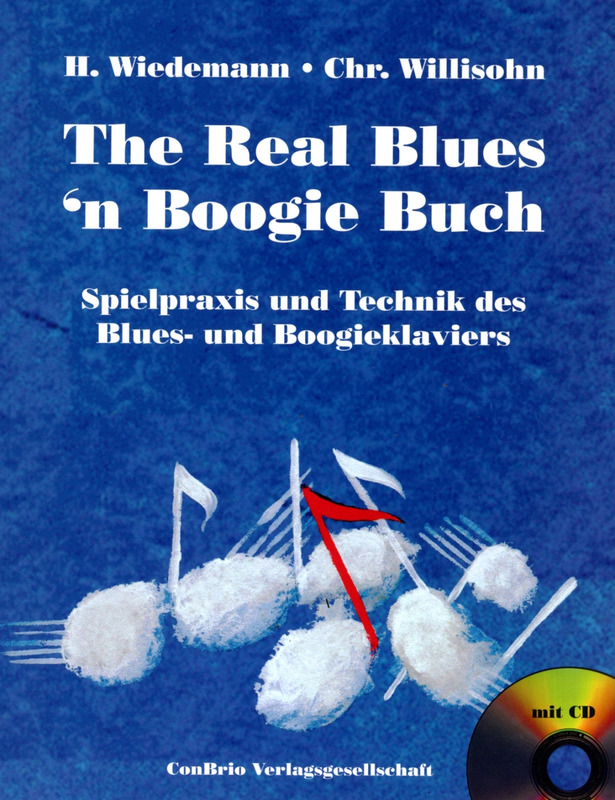 Herbert Wiedemann et al.: The Real Blues'n Boogie Buch
