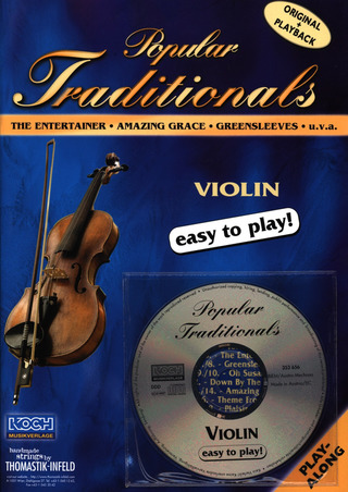 Popular Traditionals – Violine