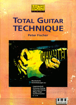 Peter Fischer: Total Guitar Technique (1992)