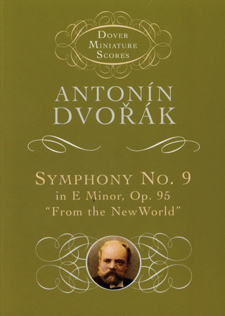 Antonín Dvořák: Dvorak Symphony No. 9 In E Minor op. 95 'From The New World' M / S