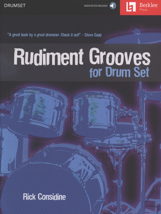 Rick Considine: Rudiment Grooves for Drum Set
