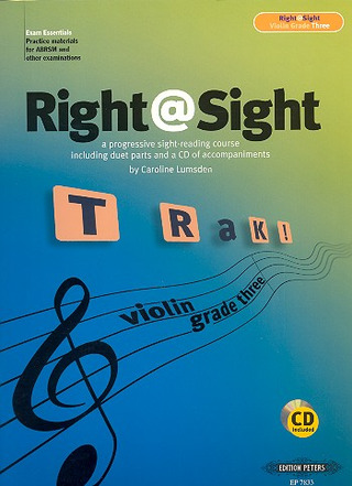 Caroline Lumsden: Right@Sight: Violin 3