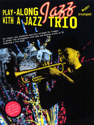 Play-Along Jazz - With A Jazz Trio