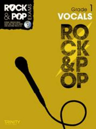 Rock & Pop Exams: Vocals Grade 1