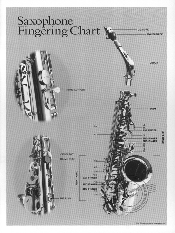 Guest Spot Classic Playalong Blues For Alto Saxophone Bk/Cd (1)