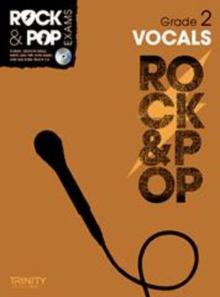 Rock & Pop Exams: Vocals Grade 2