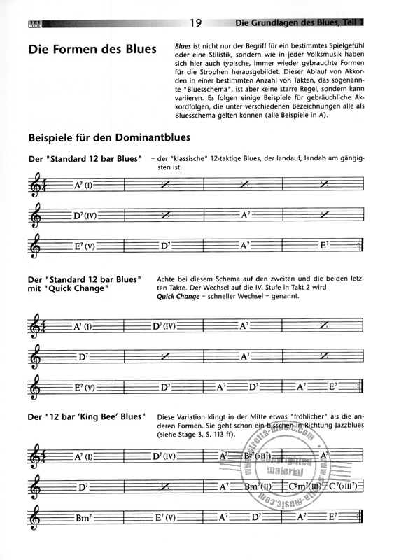 Peter Fischer: Blues Guitar Rules (2)