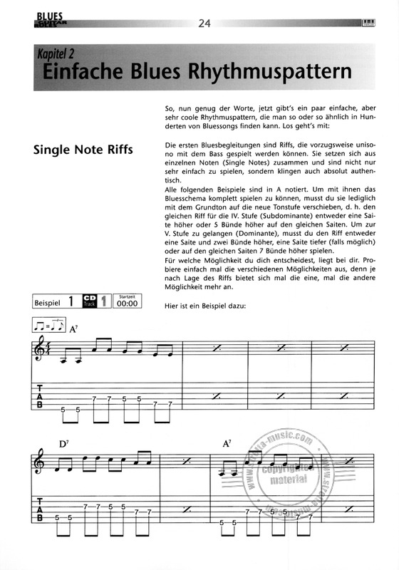 Peter Fischer: Blues Guitar Rules (3)