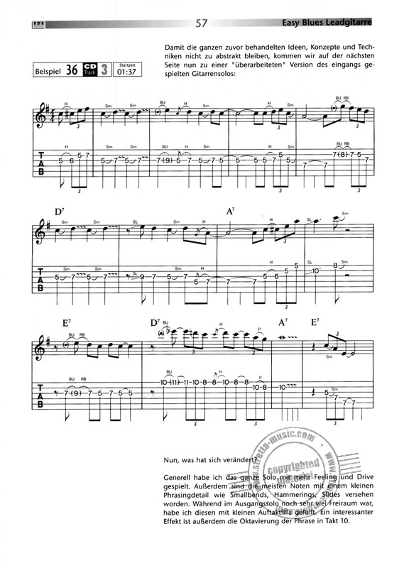 Peter Fischer: Blues Guitar Rules (6)