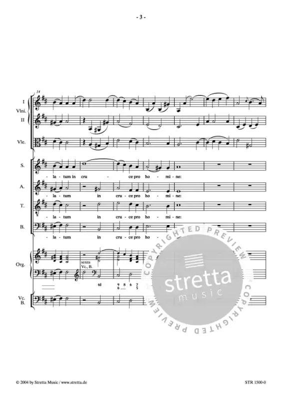 Ave Verum Mozart Orgel