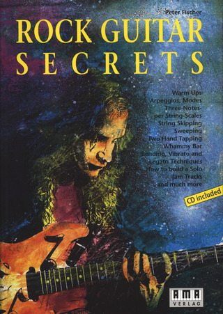 Peter Fischer: Rock Guitar Secrets (engl.) (1995)