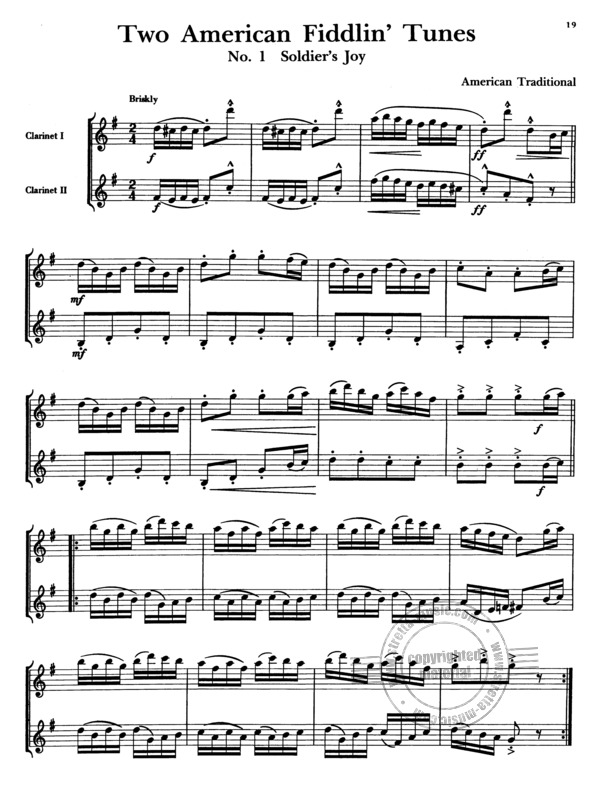Belwin Master Duets 1 - Advanced (3)
